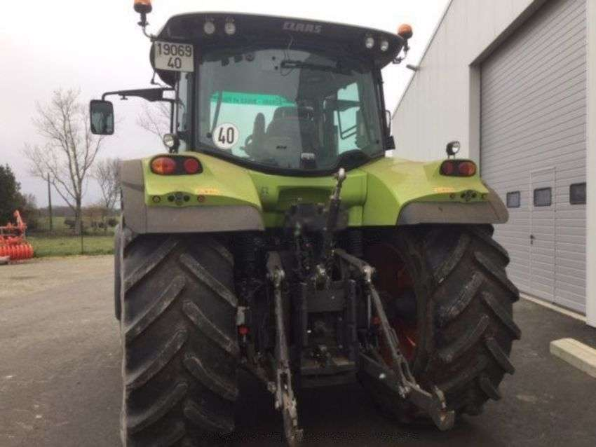 Claas arion 640 cis - 2014 - image 7