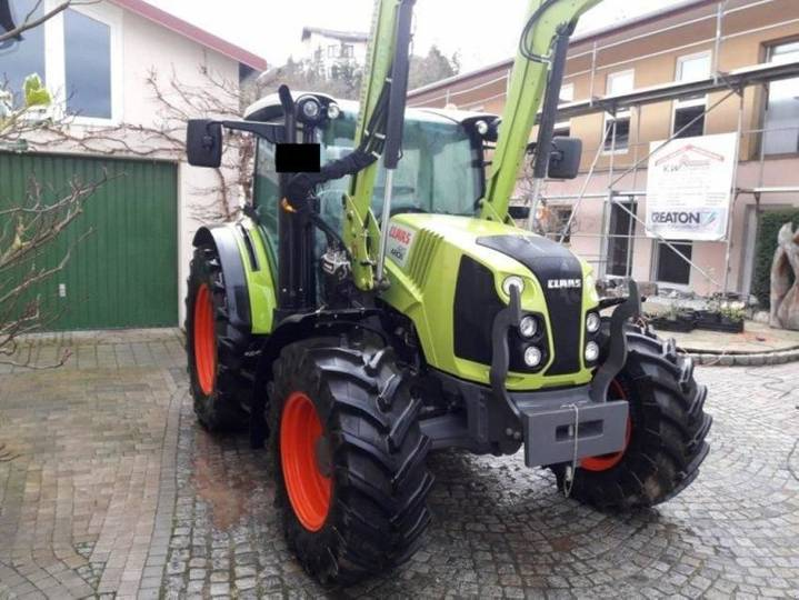 Claas arion 420 - 2017