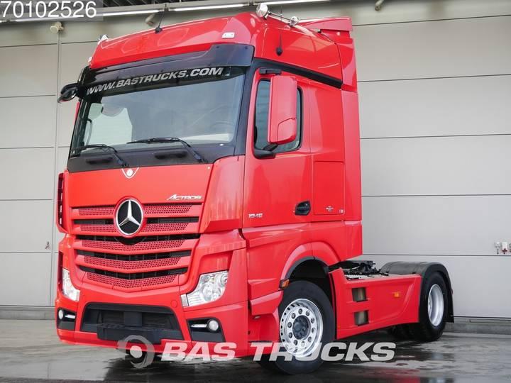 Mercedes-Benz Actros 1845 LS 4X2 Retarder Euro 6 - 2014