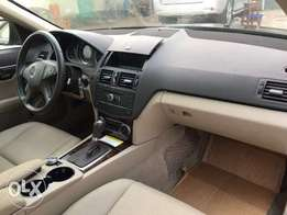 Very clean Lagos entry Benz C300 4Matic 08/09