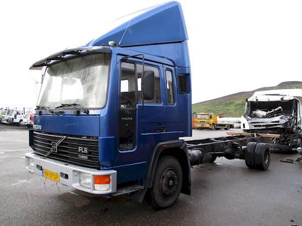 Volvo FL 608 - 170HP - 1991