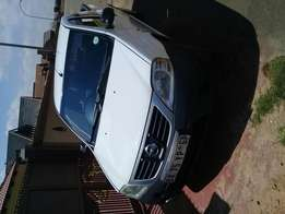 Np 200 bakkie for hire