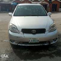 Neatly Nigerian Used Toyota Matrix
