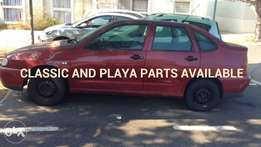 vw classic and playa spares