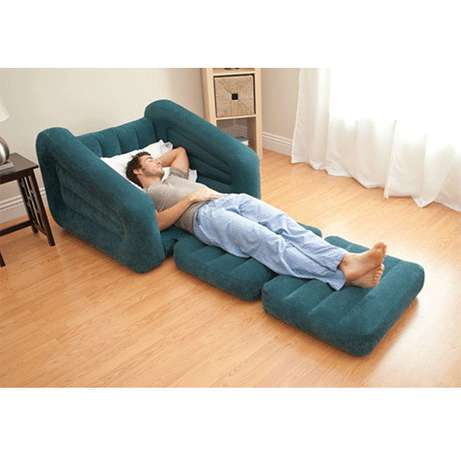 INTEX Pull-out Chair Inflatable Bed City Square - image 2