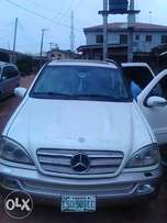 Clean and Faultless Mercedes Benz ML 500