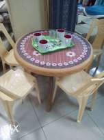 Business Plastic Table New