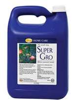 Super Gro ( the wonder drop) maximzes your crop yields and profits
