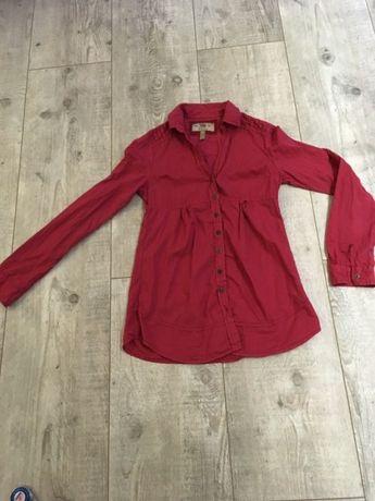 26e10f5f2b8306 Bluzka z długim rękawem tunika Bershka rozmiar M - Łowicz - Sprzedam bluzkę  tunikę damską Bershka