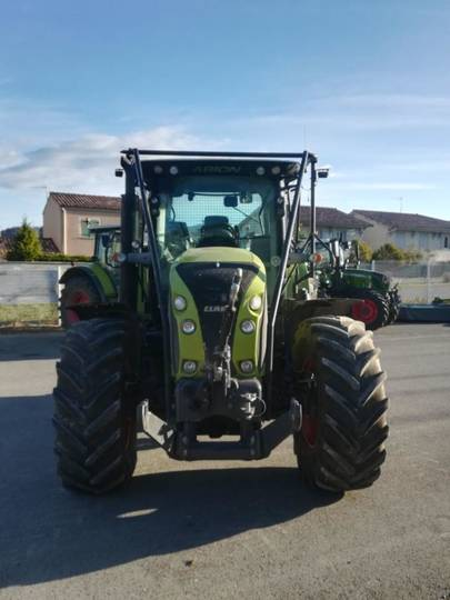 Claas arion 630 cmatic - 2016 - image 6