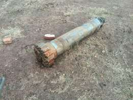 "DTH drilling PG hammer 12"" and PG bit 15"""