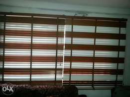 Window blinds curtains