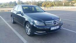 2014 C200 CGI Blue-efficience For Sale