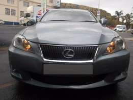 Lexus Is250 Sedan 2009 V6 Engine 120,000 km Sun Roof Automatic Gear
