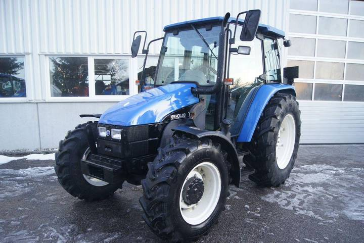 New Holland TL 80 DT A - 2002
