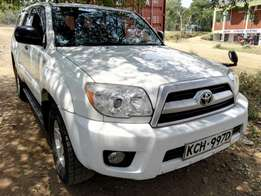 Toyota Surf For Quick Sale(Lady Owned)