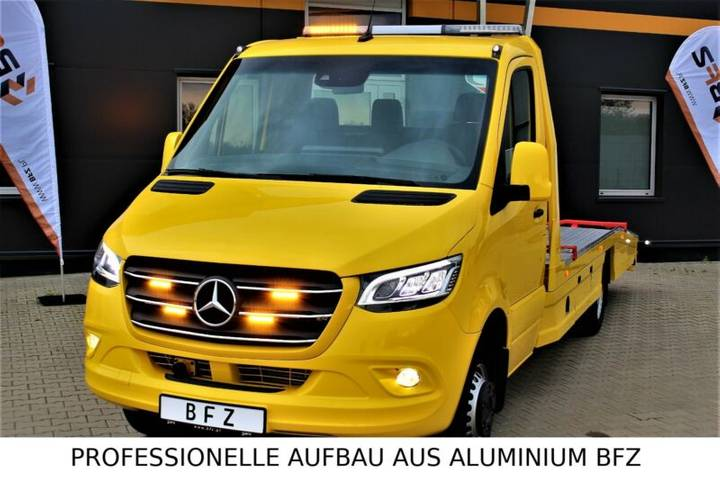 Mercedes-Benz Sprinter 519 V6 5,5 T Luftfederung Nut. 2800kg - 2019