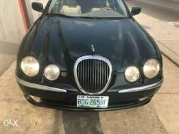 Cheap neat nigeria used jaguar s type