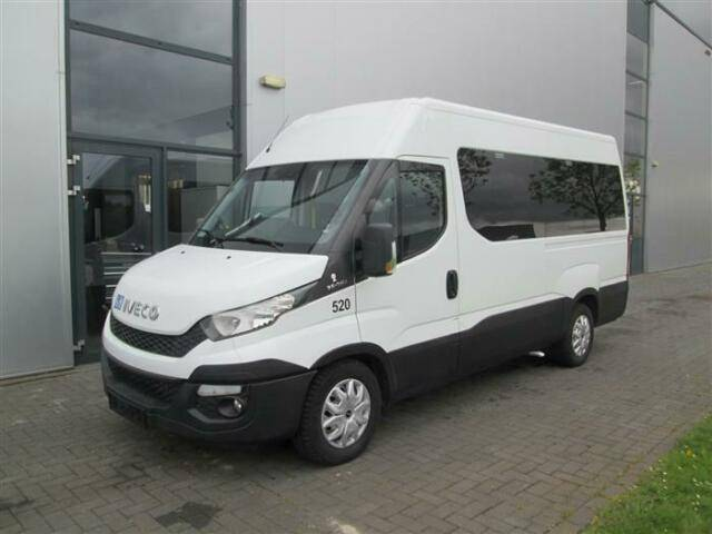 Iveco DAILY 35S130 EURO 5 9 SEATS AND 2 WHEELCHAIR - 2015