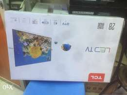 tcl digital 28 inch on offer today trade is allowed