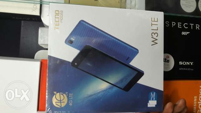 Tecno W3LTE Newly Opened Three Weeks Old for sale Satellite Town - image 1