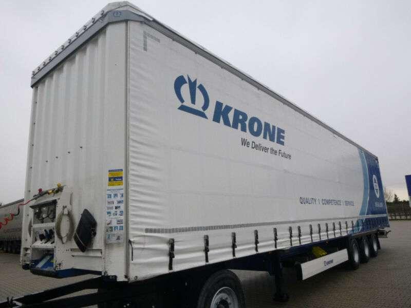 Krone Sdp27 Elg4-cs Mega - 2016