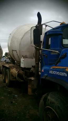 concrete mixer for sale Udu - image 3