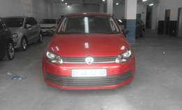 Vw TSI marrone in color 2015 model 14000km R195000