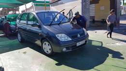 Renault scenic for sale...beautiful family car in mint condition
