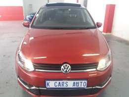 Vw Polo 6 1.2 TSI,17000Km Panoramic Roof with Full Service History