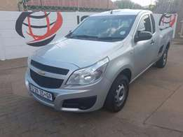 2016 Chevrolet Utility 1.4 with Aircon