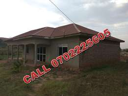 Esteemed 3 bedroom 2 baths house for sale in Naalya at 210m