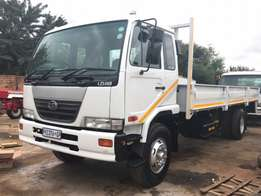 Nissan UD80 truck with new Dropsides