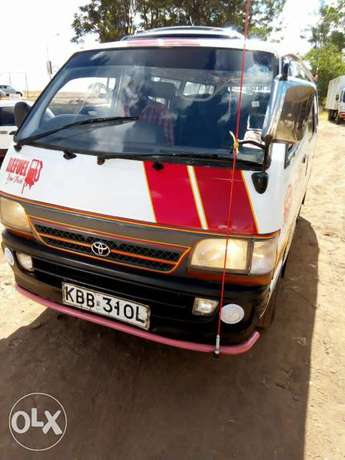 Extremely clean Toyota shark 5L Thika - image 2