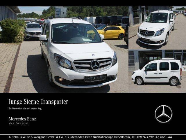 Mercedes-Benz Citan 112 Edition+Kamera+Klimaautomatik+Radio eFH. - 2019