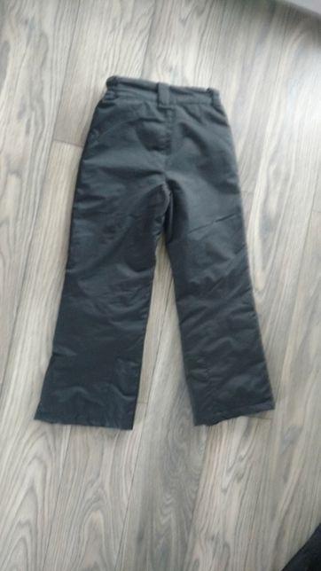 Spodnie narciarskie, zimowe dziecięce 146 152 cm Gryfino
