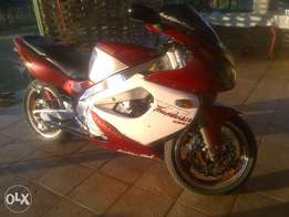 One of a kind Yamaha YZF 1000 Thunderace For Sale