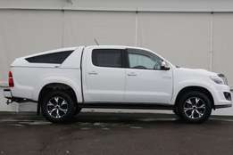 2010 Toyota Hilux Double Cab Ksh 1,950,000