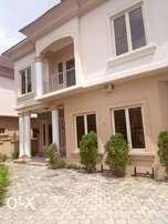 For Rent In Lekki Chevy View 5Bedroom Duplex With BQ