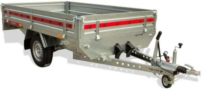 TEMA TR 2615 C - 1300 kg 260x150x30 cm