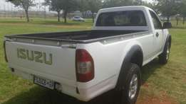 Isuzu kb250 D-teq single cab lwb diff lock