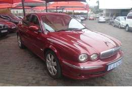 Jaguar x type 3.0se at