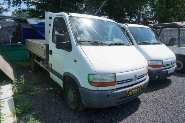 Renault Master Pritsche 2,2 D - 2000