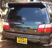 Subaru forester sf5.Quick sale