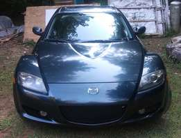 Clean tokunbo Mazda Rx-8 American spec. Buy and Drive