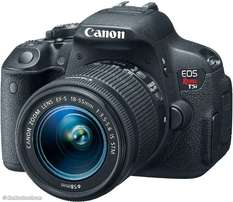 Canon EOS Rebel T5i DSLR Camera, Visit my shop in CBD