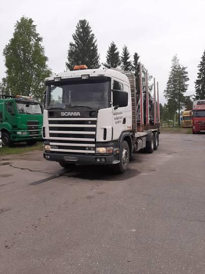 Scania R 144 Gb - 2001