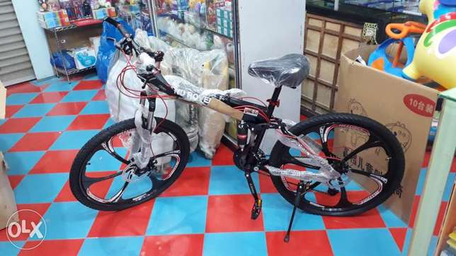 "26"" new folding land rover cycle for sale"