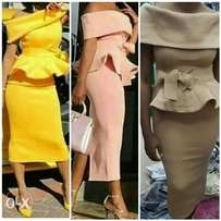 Official classic Dresses