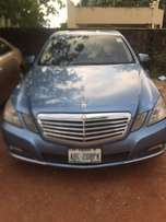 3months Used 2011 Mercedes Benz E350 in Superb Condition